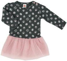 Makoma dívčí šaty Cupcakes