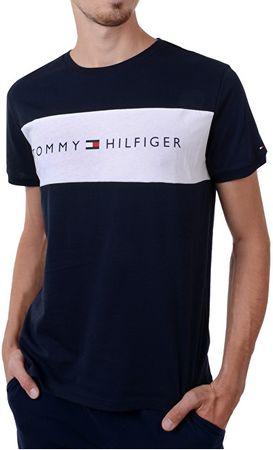 97ef65c80e Pánske tričko Cotton Icon Rn Tee Ss Logo Navy Blaze r UM0UM00963 -416  (Veľkosť