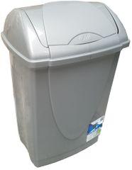 Mazzei Kosz na śmieci z klapą 25 l