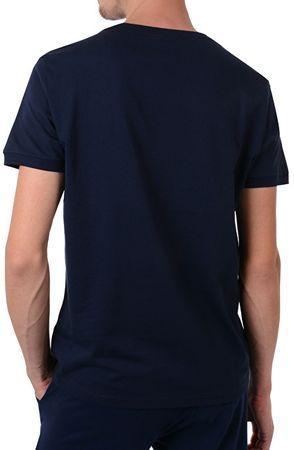 858c2cda19c5 Pánske tričko Cotton Icon Rn Tee Ss Logo Navy Blaze r UM0UM00963 -416  (Veľkosť