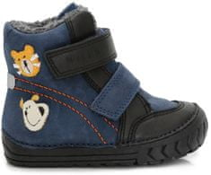 D-D-step fiú téli cipő állatkákkal