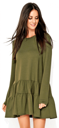 Numinou ženska obleka, 36, zelena