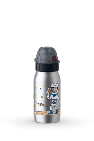 Tefal vakuumska steklenica iz nerjavečega jekla ISO2GO, 0,35 l, siva