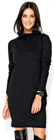 Numinou ženska obleka, 38, črna