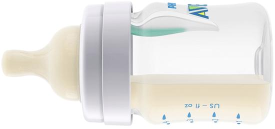 Philips Avent bočica Anti-colic 125 ml s AirFree, 1 komad