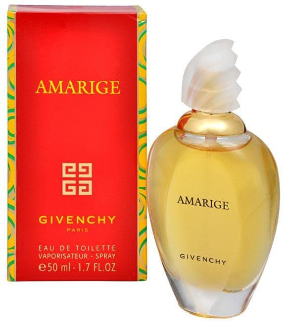 Givenchy Amarige toaletní voda dámská 100 ml