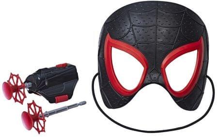Spiderman Maska i akcesoria - Miles Morales