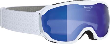 Alpina gogle narciarskie Pheos JR MM biały/wielobarwny