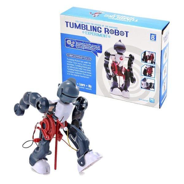 Alltoys Vytvoř si akrobatického robota