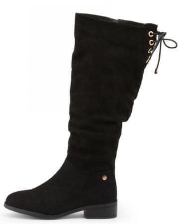 XTI ženski škornji, črni, 36