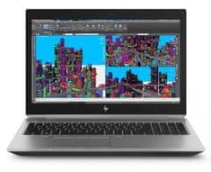 HP prenosnik ZBook 15 G5 i7-8750H/16GB/SSD512GB+1TB/P1000/15,6FHD/W10P (3AX06AV#70130153)