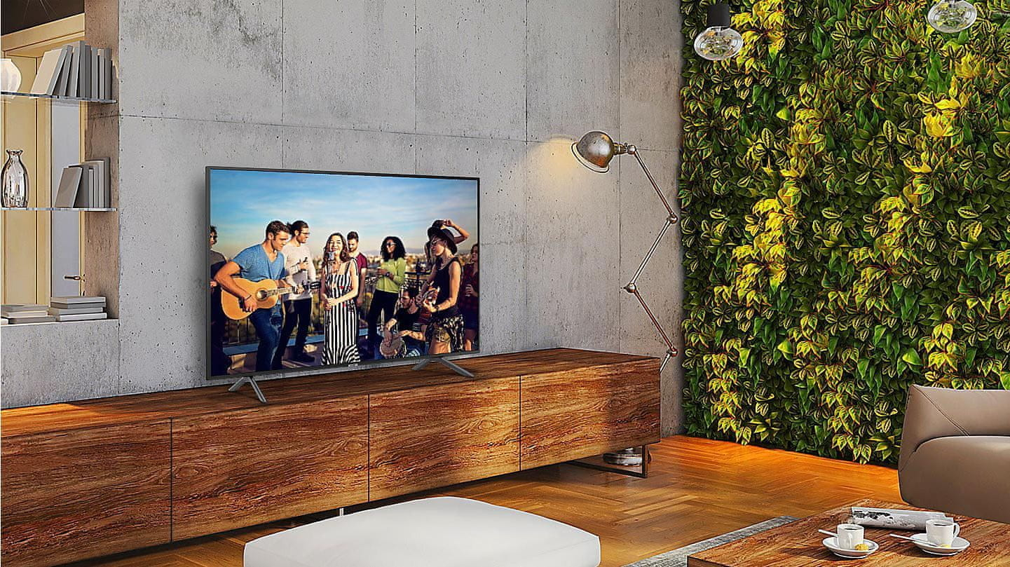 UHD Dimming i Smart View
