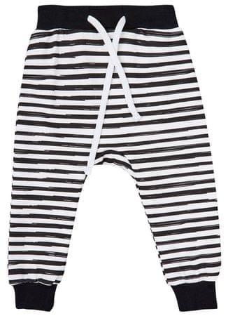 Garnamama dziecięce spodnie dresowe, 74, czarne