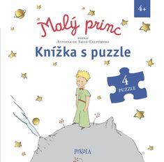 de Saint-Exupéry Antoine, Spechtová Flor: Malý princ – knížka s puzzle