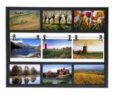TimeLife Fotorámik 8 okien, 10x15 cm