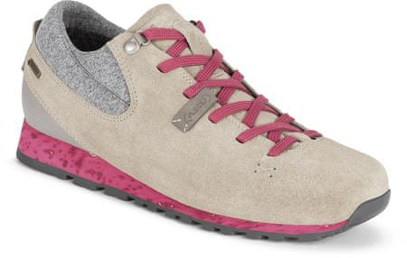 Aku damskie buty Bellamont Gaia GTX Ws, L. Grey/Strawberry, 3,5 (36,0)