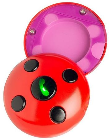 Miraculous Ladybug skrivnostni komunikator