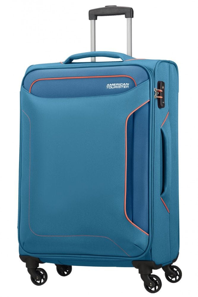American Tourister Holiday Heat Spinner 79, Navy
