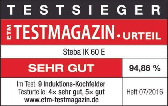 Steba IK 60E - použité