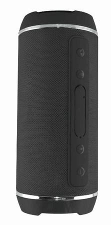 Manta bluetooth zvučnik SPK13GO + woofer, BT/USB/MicroSD/Radio FM/AUX-in, crn