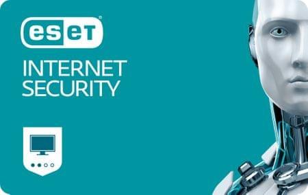 ESET Internet Security pro 1 PC na 3 měsíce