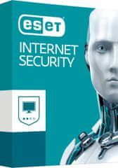 Eset Internet Security pro 1 PC na 1 rok