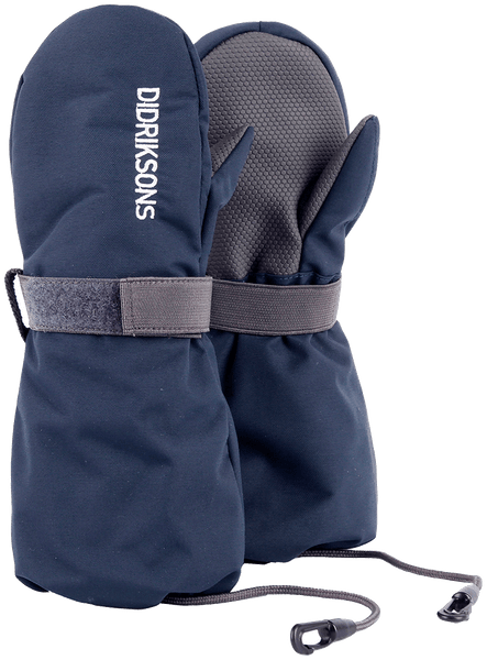 Didriksons1913 dětské rukavice Biggles 6 - 8 tmavě modrá