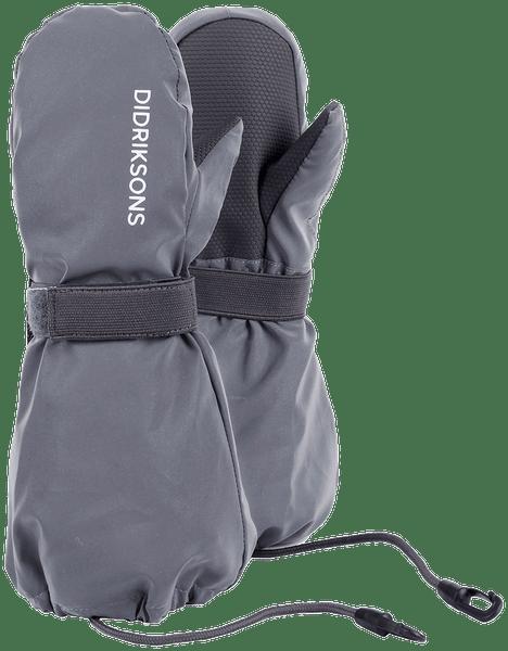 Didriksons1913 dětské reflexní rukavice Biggles 4 - 6 šedá