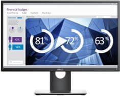 DELL LED LCD monitor P2417H