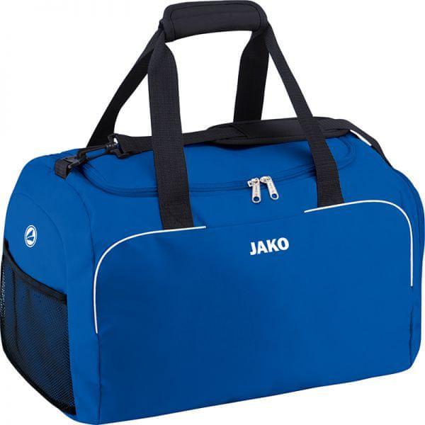 JAKO CLASSICO sportovní taška vel. 3, královská modrá