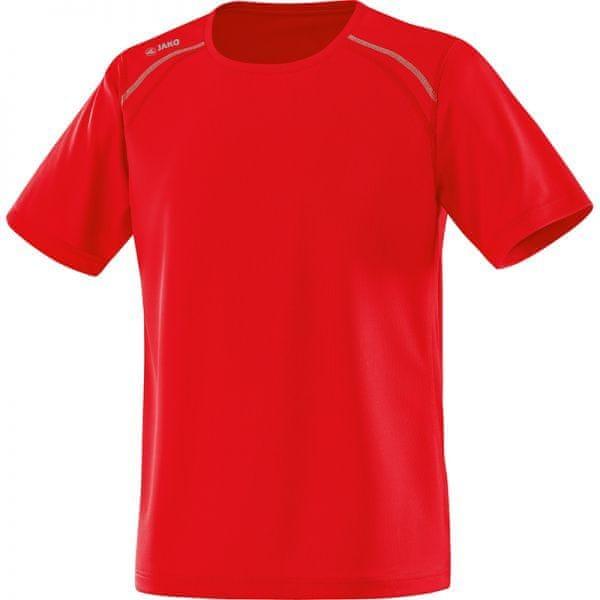 JAKO RUN tričko vel. 164, červená