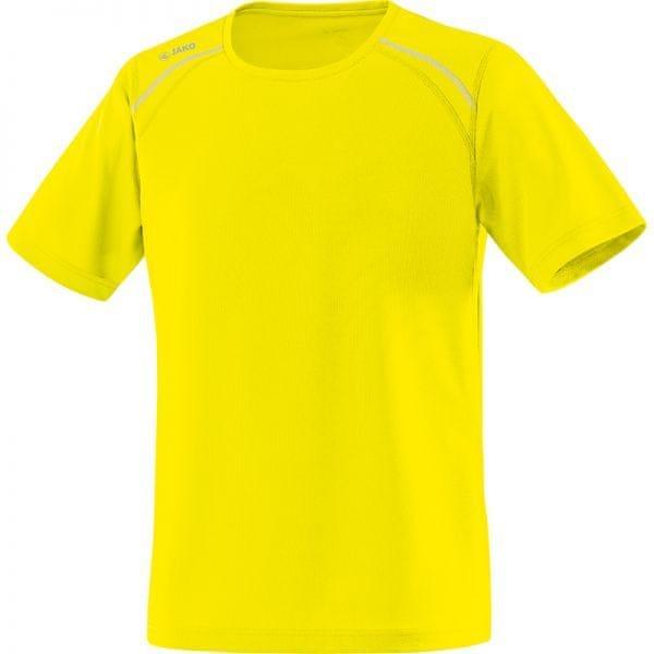 JAKO RUN tričko vel. S, žlutá