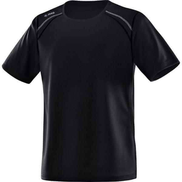 JAKO RUN tričko vel. S, černá