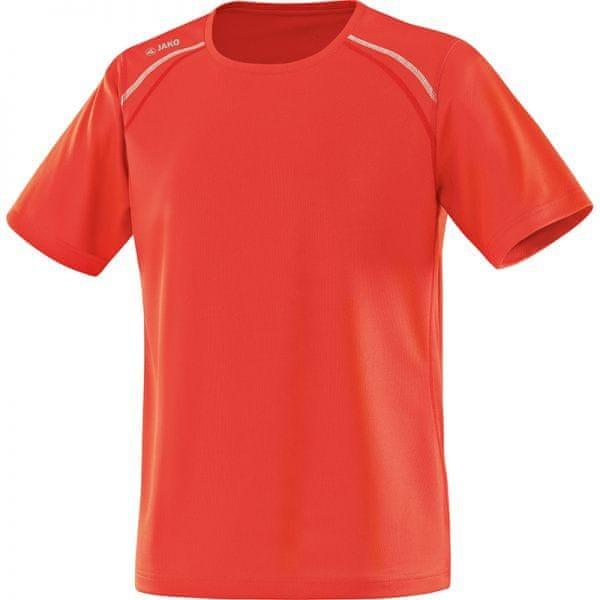 JAKO RUN tričko vel. 164, oranžová