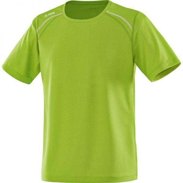 JAKO RUN tričko vel. S, světle zelená