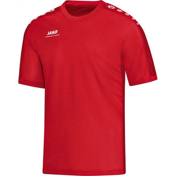 JAKO STRIKER tričko vel. 164, červená