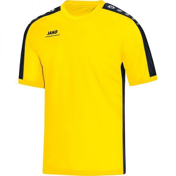 JAKO STRIKER tričko vel. 164, žlutá