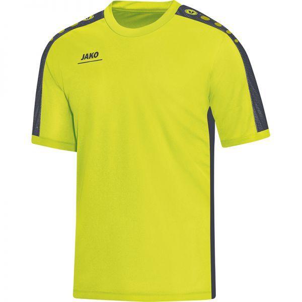 JAKO STRIKER tričko vel. 164, žlutá/antracitová