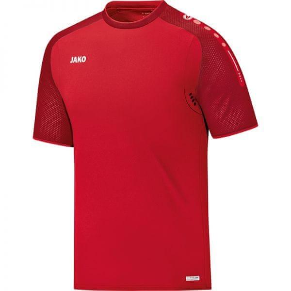 JAKO CHAMP tričko vel. 164, červená