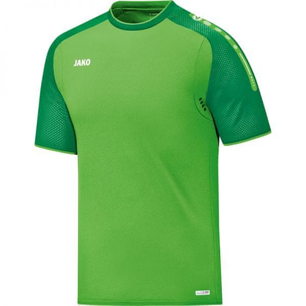 JAKO CHAMP tričko vel. 164, světle zelená
