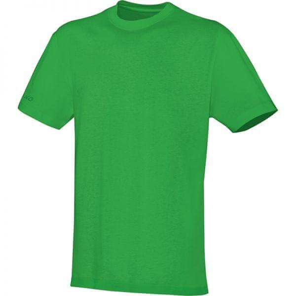 JAKO TEAM tričko vel. 164, světle zelená