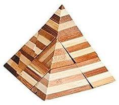 Fridolin IQ test Pyramide, bambus