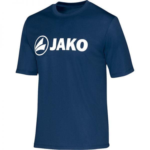 JAKO PROMO funkční tričko vel. 164, námořní modrá