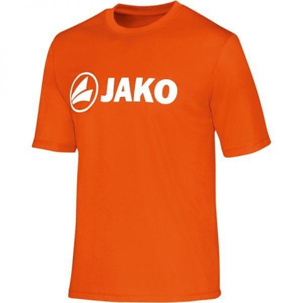 JAKO PROMO funkční tričko vel. 164, oranžová