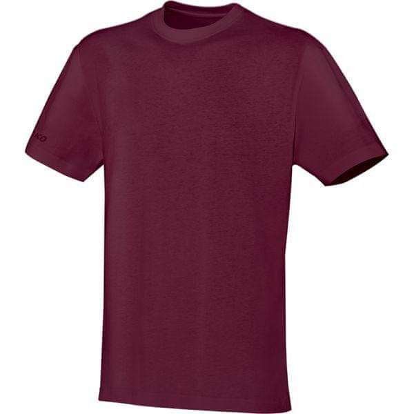 JAKO TEAM tričko vel. 164, vínová