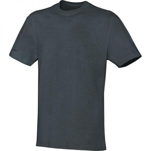 JAKO TEAM tričko vel. 164, antracitová