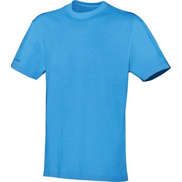 JAKO TEAM tričko vel. 164, azurová světlá
