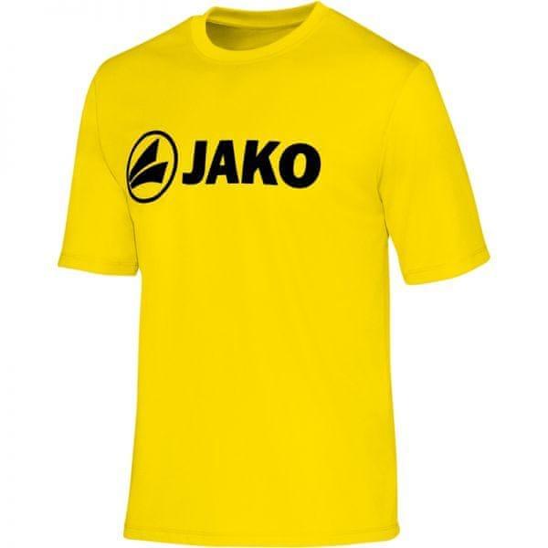 JAKO PROMO funkční tričko vel. 164, žlutá