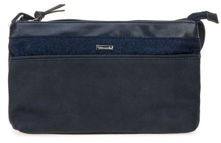 Tamaris ženska torbica čez rame Khema, modra