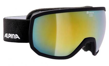 Alpina smučarska očala Scarabeo MM sph. (CC) Translucent blue